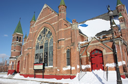 Pilgrim Church and Homeless Shelter