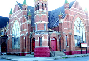 Pilgrim Church Detroit